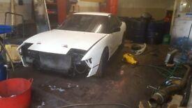 Nissan S13 200sx ca18det project