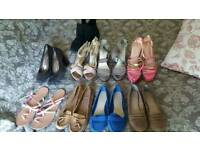 size 8 ladies shoes