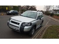 Left Hand Drive Freelander TD4 Sports in London