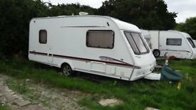 swift accord 490/5 touring caravan