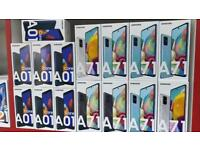 SAMSUNG A10/A20/A30/A40/A50/A60/A70/A80 A90/A10S/A20S/A30S/A51/A71/A21S UNLOCK NEW BOX SAMSUNG