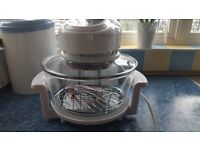 Halogen oven in fab condition as only used once