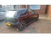 Vauxhall Corsa 1.4 RARE SRi Edt with MOT
