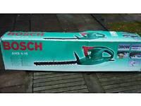 Bosh 390w hedge trimmer