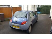 Ford ka 2006. Low milage