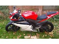 Yamaha yzf 125 for sale!!