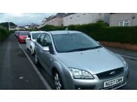 Ford Focus-silver