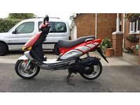 TGB 125cc Scooter