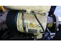 Mattei compressor hydraulic pto
