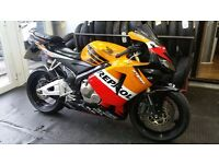 HONDA CBR600 RR / 2004 / MINT SHOWROOM CONDITION LIKE NEW / 8388 MILES FULLY REBUILT / PX WELCOME