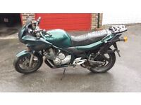 1999 XJ 600 S DIVERSION PROJECT/SPARES/REPAIR