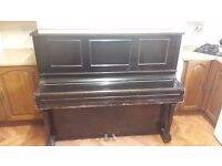 Moore & Moore Piano (c.1920) Beautiful piece, cast iron and hard wood. Great for beginners!