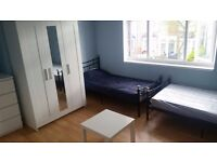 Big Double room to rent for one or two girls.