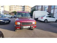ONE OWNER LOW MILEAGE DISCOVERY TD5 GS 7 SEATER AUTOMATIC. MOT MAY 2019. FULLY MAINTAINED FROM NEW