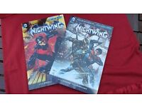 NIGHTWING - VOLUMES 1 & 2 DC COMICS - THE NEW 52