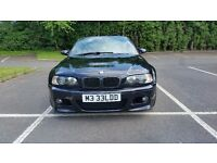 2004/54 BMW M3 SMG2 CONVERTIBLE**HUGE SPEC**FSH**HPI CLEAR**M3 PLATE INC**