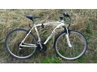 Kelly hybrid aluminium frame road bike