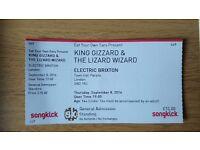 King Gizzard @ Electric Brixton