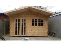 Log cabin 5x4m