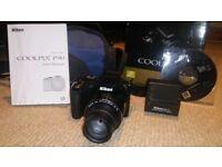 Nikon Coolpix P90 Digital SLR Camera