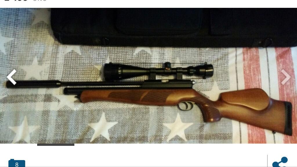 BSA Scorpionin BridgendGumtree - BSA Scorpion Single Shot BSA Essential 6X24X50 Scope BSA Stirrup pump BSA GUN BAG excellent condition £350 ONO