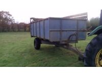 7ton Salop trailer