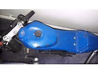 Shimano Deore mini motor