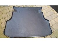 Genuine Toyota Avensis Tourer Boot Liner. Suitable for tourers from 2003-2008