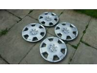 Toyota Corolla original wheel caps hubs