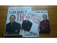 "Paul McKenna ""I can make you thin"" system plus bonus CD"