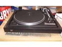 DUAL CS-505-2 turntable with belt drive - not working for spares or repair