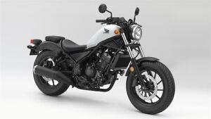 2017 Honda Rebel CMX300 ABS