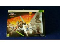 Xbox 360 Disney infinity star wars