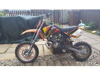 KTM 50cc year 2008