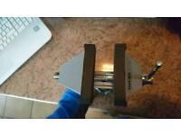 Workzone hobby desk clamp