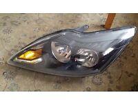 Headlamp from Ford Focus 58 reg