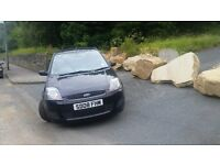 Ford Fiesta 1.2s Economical cheap to tax insure bargain ideal first car