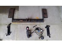 Witter Removeable Towbar - Vauxhall Vectra 2008