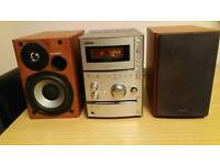 SONY HIFI SYSTEMS CMT-CPX11