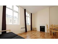 PERIOD STUDIO IN TUFNELL PARK INCLUDING ALL BILLS! FURNISHED, UNFURNISHED, PARKING, ISLINGTON