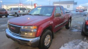 2005 GMC Canyon CANYON KING CAB OFF ROAD 4X4 FINANCEMENT
