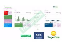 Get Trained on Sage ONE Accounts ( Exceptional offer £250 only )