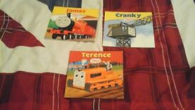set of 3 Thomas Tank Engine books great condition well looked after