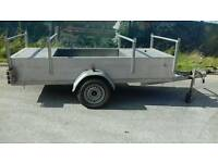 GALVANISED INDERSPESON TRAILER