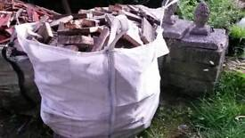 Budget firewood / blocks / Logs for wood burners or open fire