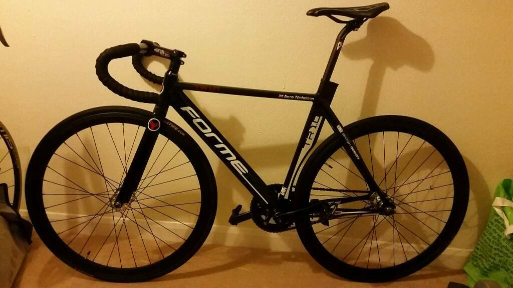 Forme Fixie Track Bike In Barwell Leicestershire Gumtree