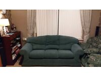 Brand New condition 3 Seater Sofa finished in Luxury soft velvet !Price for sale £35!Bargain !!