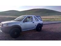 Landrover freelander 2003 for sale
