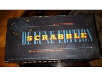 Vintage Scrabble board game