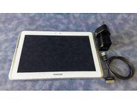 "Samsung Galaxy Tab 2 10.1"" GT- P5110 16GB White"